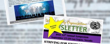 WSO newsletters